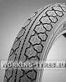 Gomme Motorino - Heidenau K36 2 3/4-16 (20x2.75, 2.75-16) 43J TT