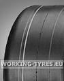 Gomme Slick - KingsTire KT739 4.10/3.50-5 4PR TL