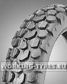 Gomme Enduro/Cross - KingsTire KT966 4.10-18 59S TT