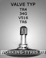 Camere ATV Quad - Camera d'aria 16x8.00-7 TR6