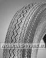 Gomme per Carrelli e Roulotte - Duro HF268 5.20-10 4PR 64M TL