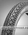 Gomme Motorino - Heidenau K36/1 2 1/2-17 (21x2.50, 2.50-17) 33J TT